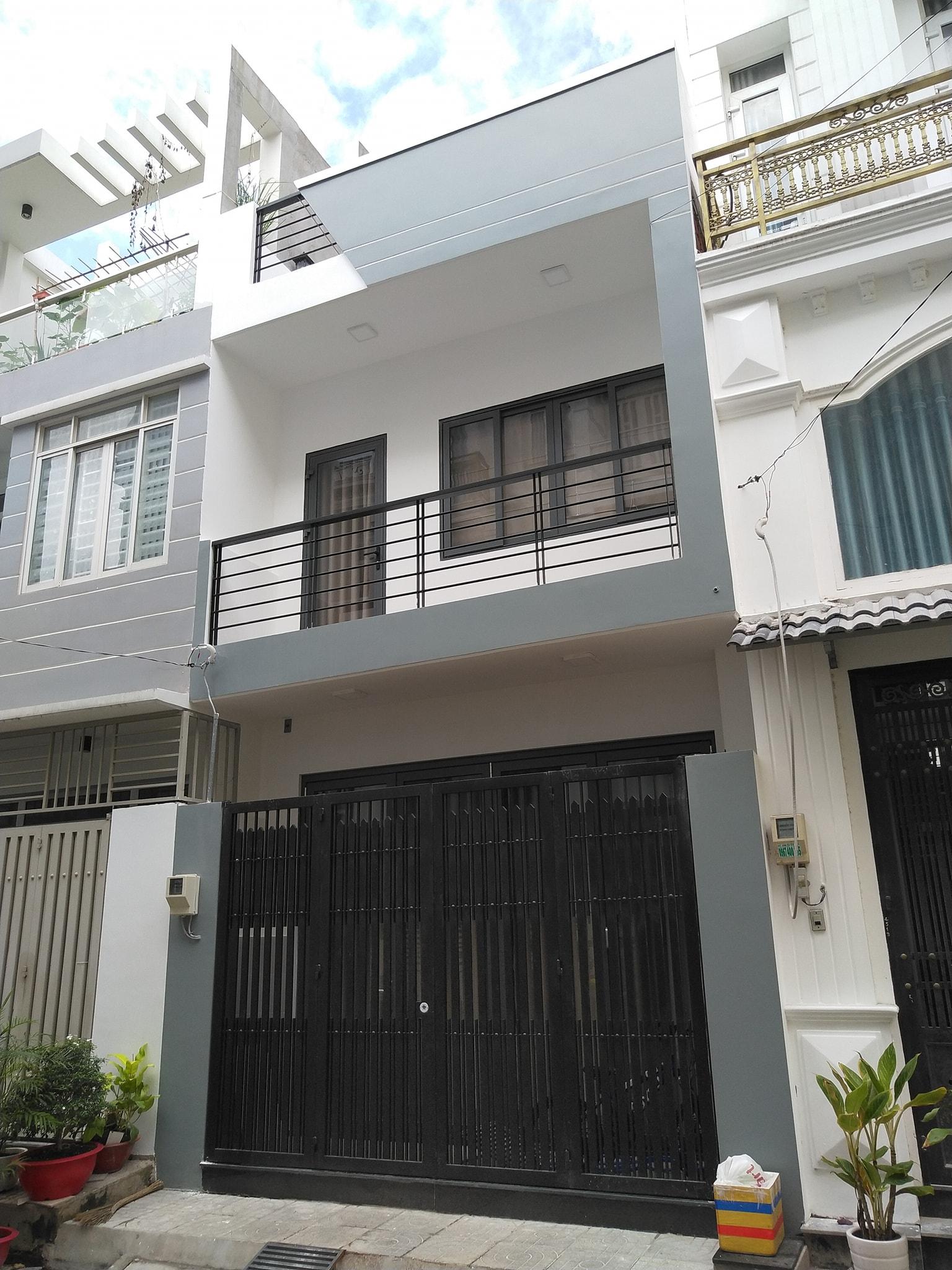 Nhà Phố Quận Thủ Đức _ Đẹp Nhẹ Nhàng, Tinh Tế